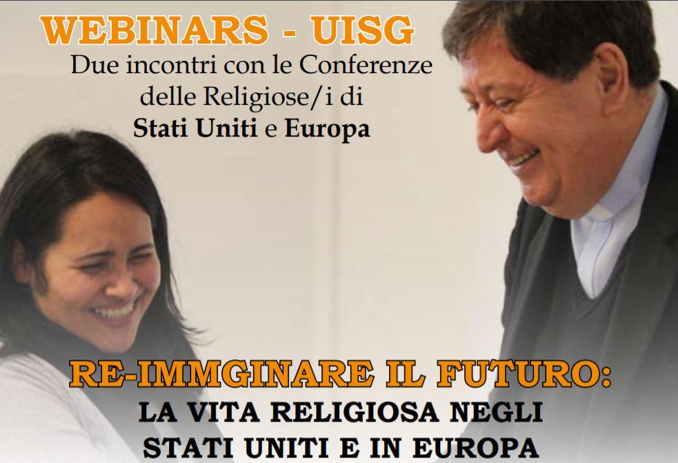 RE- IMMGINARE IL FUTURO:  LA VITA RELIGIOSA NEGLISTATI UNITI E IN EUROPA