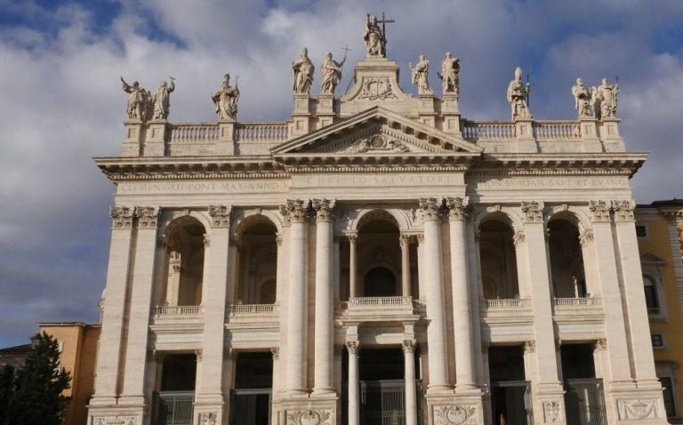 Catechesi con Arte San Giovanni in Laterano