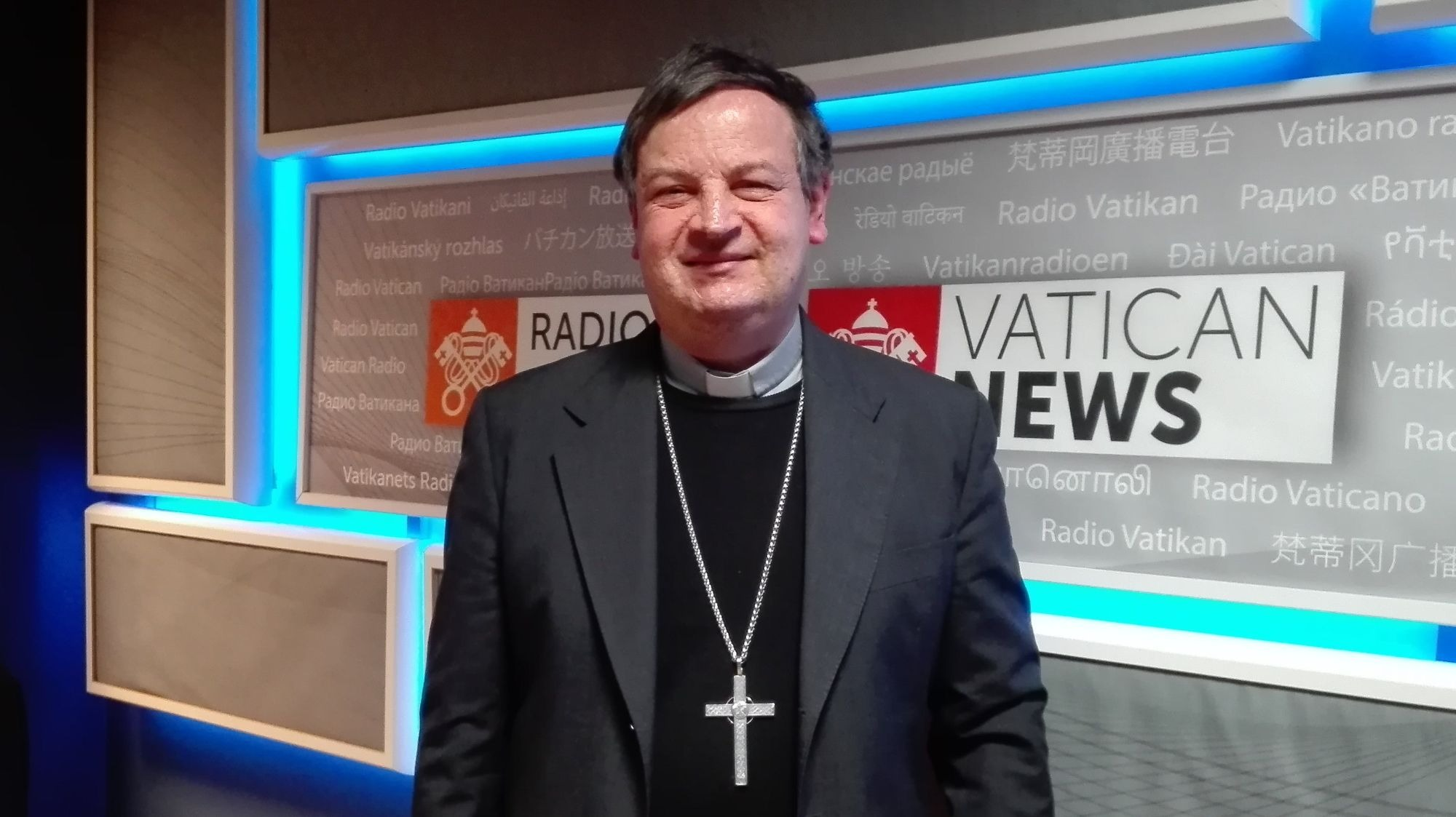 PER GESÙ TUTTO È POCO - Sua Eccellenza Mons. Paolo Ricciardi